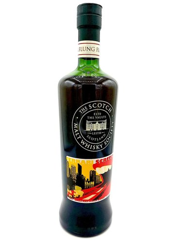 Macallan 13 Jahre 1996/2009 Ferrari Screech SMWS - Single Cask 24.108 -