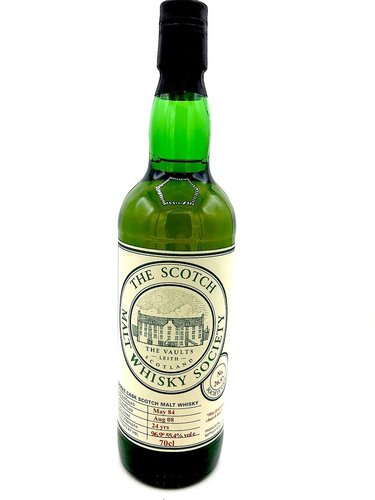 Clynelish 24 Jahre 1984/2008 Hay Fever in a Church Hall SMWS - Single Cask 26.57 -